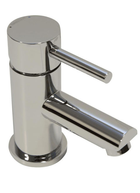 Bristan Blitz Basin Monobloc Mixer Tap with Clicker Waste Chrome