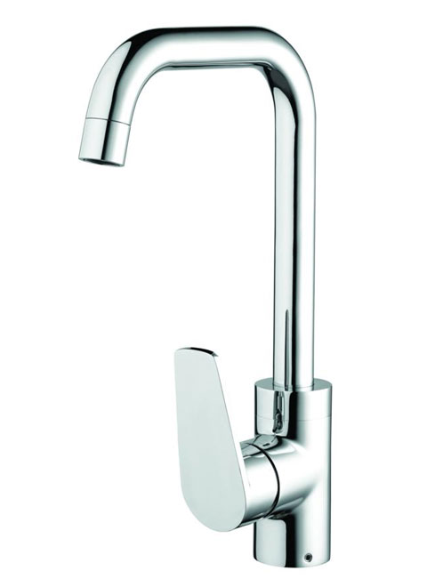 Bristan Blueberry Kitchen Sink Monobloc Mixer Tap Easy Fit Chrome