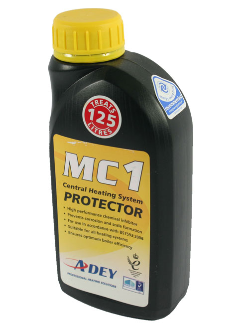 Central Heating System Protector 500ml Liquid MC1