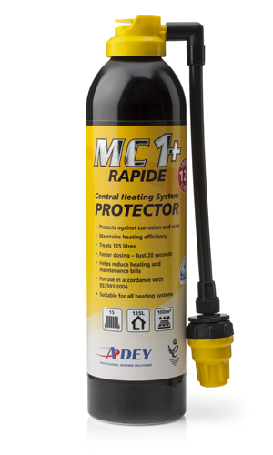 Central Heating System Rapide Protector 300ml MC1+