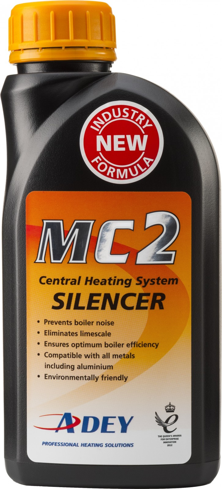 Central Heating System Noise Reducer/Silencer 500ml MC2