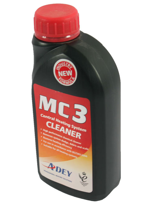 Central Heating System Cleaner 500ml MC3