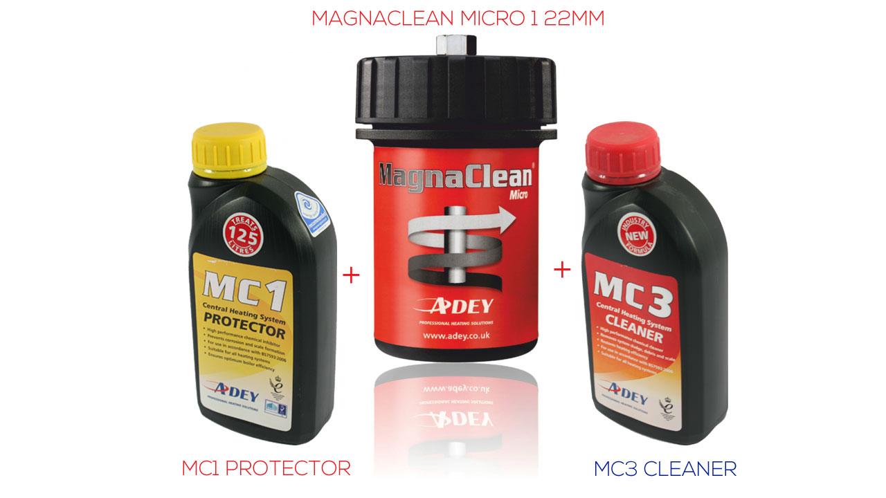 MagnaClean Micro1 22mm Chemical Pack