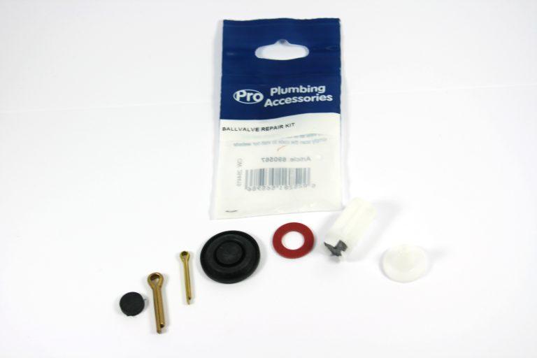 Ballvalve Universal Repair Plumbing Kit