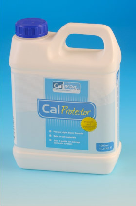 Central Heating System Protector Liquid 1000ml (1Litre) by Calmag