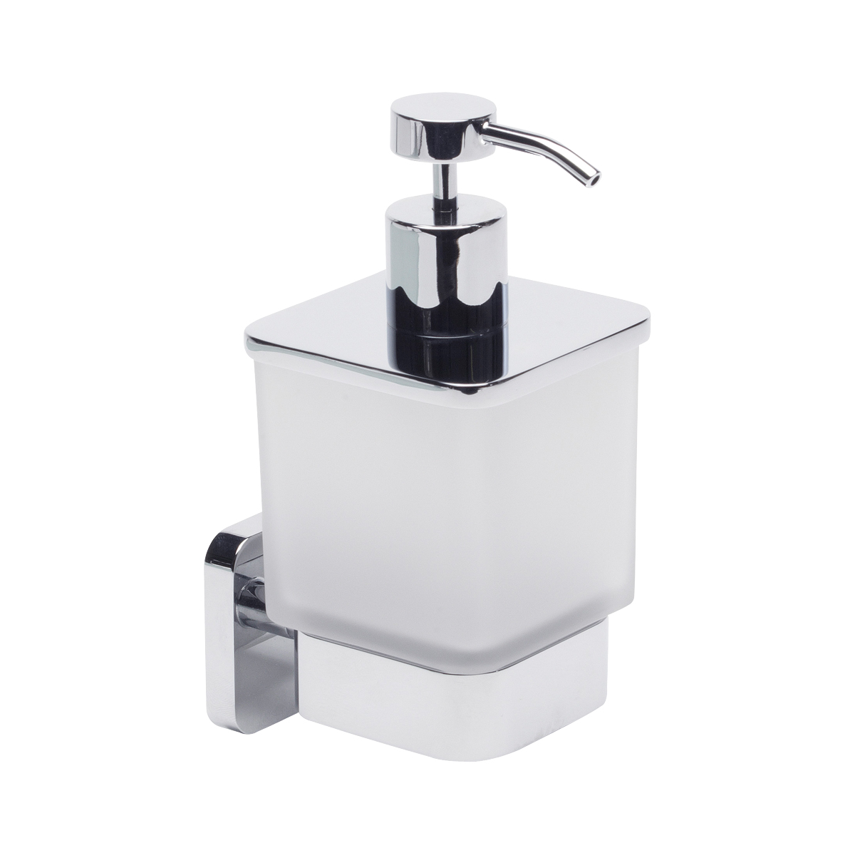 Roper Rhodes Ignite Frosted Soap Dispenser