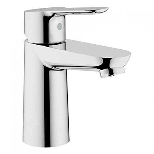 GROHE BauEdge Single Lever Basin Mixer No Waste